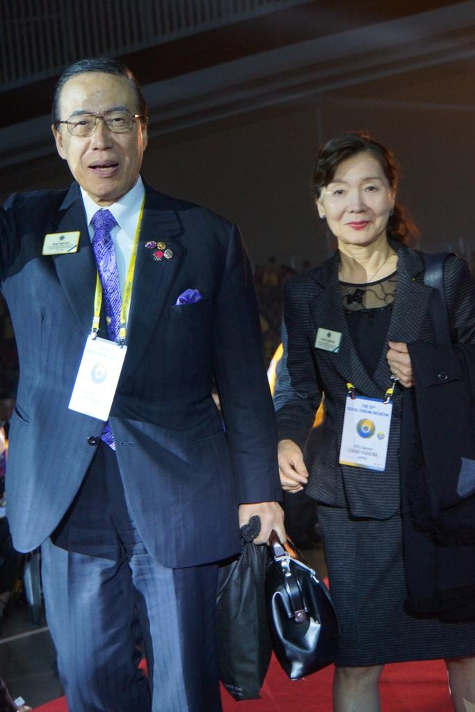 仁川OSEAL開会式 2014.11.14 NO7