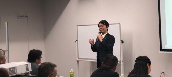 第1回クラブ会長会 8月27日 東京都赤十字血液センター4階会議室