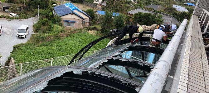 台風15号の影響による千葉県の大規模停電被害について