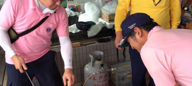 台風15号 千葉県災害復興支援 9月29日 東京町田クレインLC