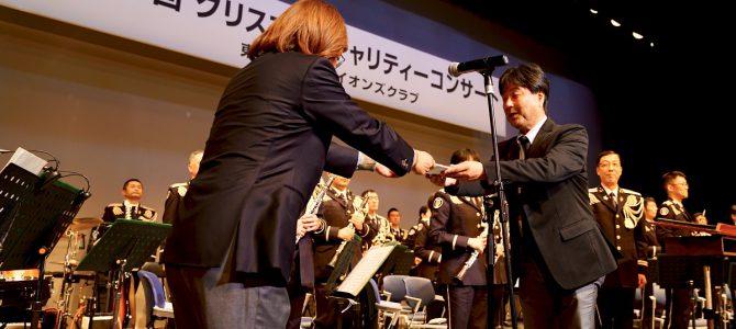 第21回クリスマスチャリティーコンサート 12月20日 東京けやきLC